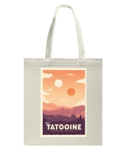 Tatooine Retro Travel Tote Bag thumbnail