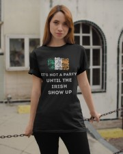 It's not a paddy Classic T-Shirt apparel-classic-tshirt-lifestyle-19