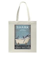 Shark And Co Bath Soap Tote Bag thumbnail