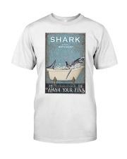 Shark And Co Bath Soap Classic T-Shirt thumbnail