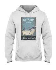 Shark And Co Bath Soap Hooded Sweatshirt thumbnail