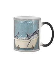 Shark And Co Bath Soap Color Changing Mug thumbnail