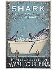 Shark And Co Bath Soap 11x17 Poster front