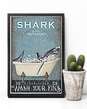 Shark And Co Bath Soap 11x17 Poster lifestyle-poster-8