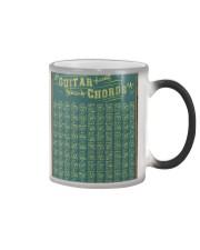 Guitar Chords Color Changing Mug thumbnail