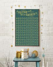 Guitar Chords 11x17 Poster lifestyle-holiday-poster-3
