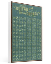 Guitar Chords 16x24 Gallery Wrapped Canvas Prints thumbnail