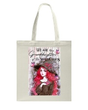 Granddaughter of the witch 3 Tote Bag thumbnail