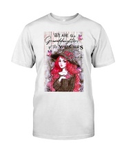 Granddaughter of the witch 3 Classic T-Shirt thumbnail