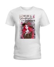Granddaughter of the witch 3 Ladies T-Shirt thumbnail