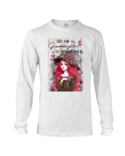 Granddaughter of the witch 3 Long Sleeve Tee thumbnail