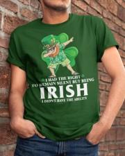 I Had The Right Classic T-Shirt apparel-classic-tshirt-lifestyle-26