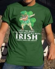 I Had The Right Classic T-Shirt apparel-classic-tshirt-lifestyle-28