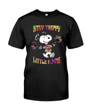 Stay Trippy Classic T-Shirt front