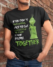 Make Fun Of People Together Classic T-Shirt apparel-classic-tshirt-lifestyle-26