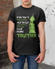 Make Fun Of People Together Classic T-Shirt apparel-classic-tshirt-lifestyle-31