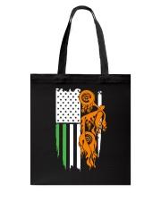 Moto Flag Tote Bag thumbnail