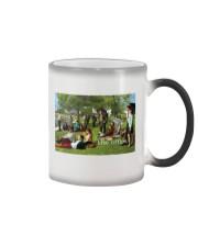 A Sunday Of Office Color Changing Mug thumbnail