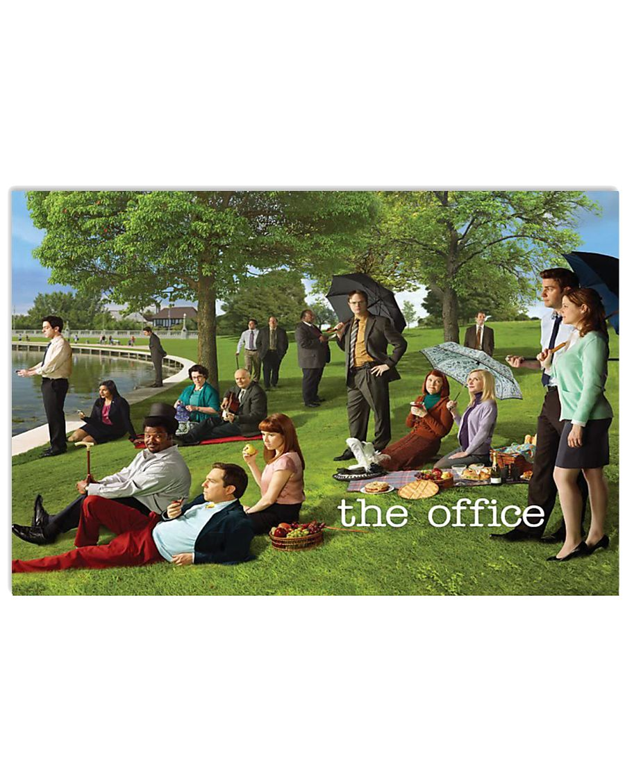 A Sunday Of Office 17x11 Poster