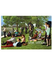 A Sunday Of Office 17x11 Poster front
