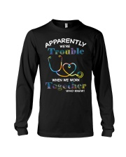 We Work Together Long Sleeve Tee thumbnail