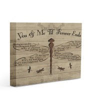 You And Me Til Forever Ends 14x11 Gallery Wrapped Canvas Prints thumbnail