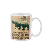 Into The Forest Poster Mug tile
