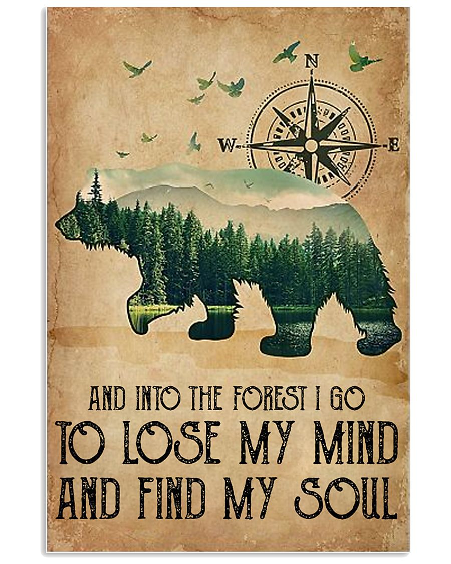 Into The Forest Poster 11x17 Poster