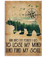 Into The Forest Poster 11x17 Poster front