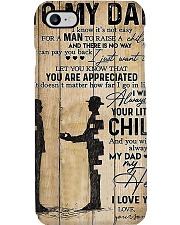 To My Dad I'll Always Be Your Little Boy Phone Case thumbnail