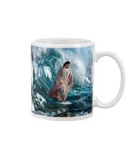 He Walks On Water Mug thumbnail