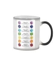 Chakra Meditation Color Changing Mug thumbnail