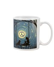 Hippie Peaceful Mug tile