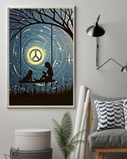Hippie Peaceful 16x24 Poster lifestyle-poster-1