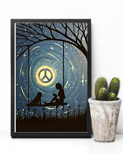 Hippie Peaceful 16x24 Poster lifestyle-poster-8