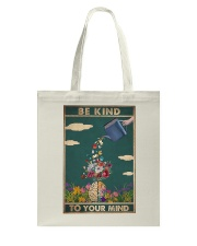 Book - Be Kind To Your Mind Tote Bag thumbnail