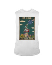 Book - Be Kind To Your Mind Sleeveless Tee thumbnail