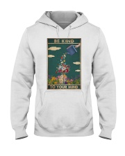 Book - Be Kind To Your Mind Hooded Sweatshirt thumbnail