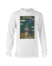 Book - Be Kind To Your Mind Long Sleeve Tee thumbnail