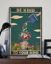 Book - Be Kind To Your Mind 11x17 Poster lifestyle-poster-2