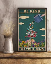 Book - Be Kind To Your Mind 11x17 Poster lifestyle-poster-3