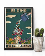 Book - Be Kind To Your Mind 11x17 Poster lifestyle-poster-8