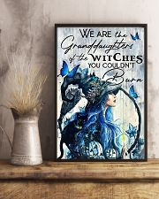 We Are The Granddaughters Of The Witches 11x17 Poster lifestyle-poster-3