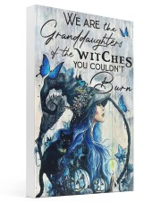 We Are The Granddaughters Of The Witches 16x24 Gallery Wrapped Canvas Prints thumbnail