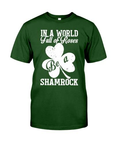 Be A Shamrock