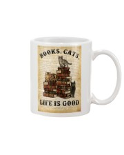 Books Cats Mug thumbnail