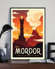 LOTR Retro Travel Posters Ver3 11x17 Poster lifestyle-poster-2