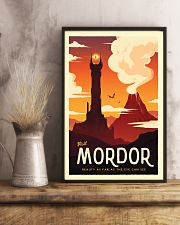 LOTR Retro Travel Posters Ver3 11x17 Poster lifestyle-poster-3