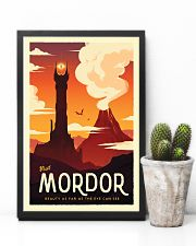 LOTR Retro Travel Posters Ver3 11x17 Poster lifestyle-poster-8