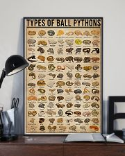 Types Of Ball Pythons 11x17 Poster lifestyle-poster-2